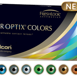 AIR OPTIX Colors kontaktlencse